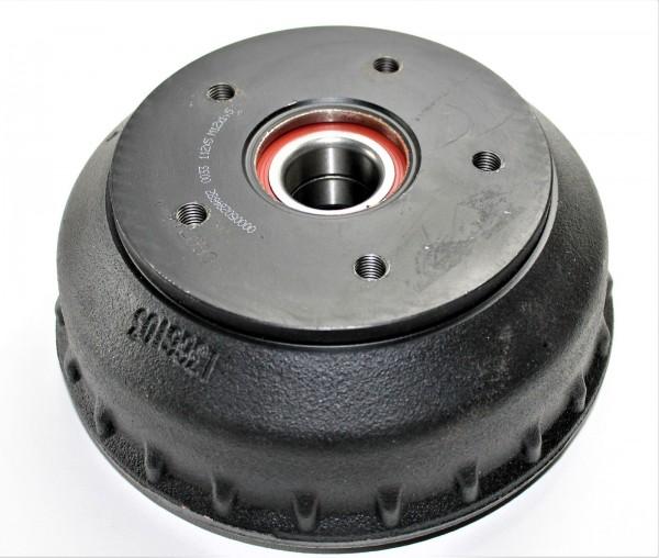 Alko Bremstrommel 2051 mit ECO-Kompaktlager Bremse 200x50 Gussnr.13661031 150050