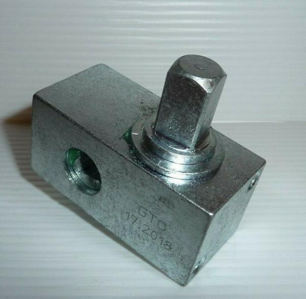 Spanngetriebe Getriebe Planrohr Curtainsider Planenaufbau TI606532