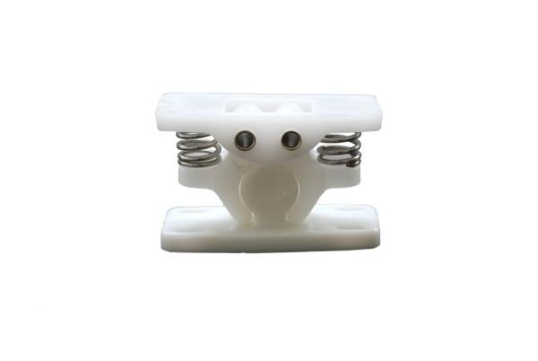 Türschnapper- Türfeststeller- Halter aus PVC L1198