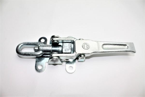 Exzenterverschluss Bordwandverschluss zum Anschrauben L: 285 mm verzinkt L230529