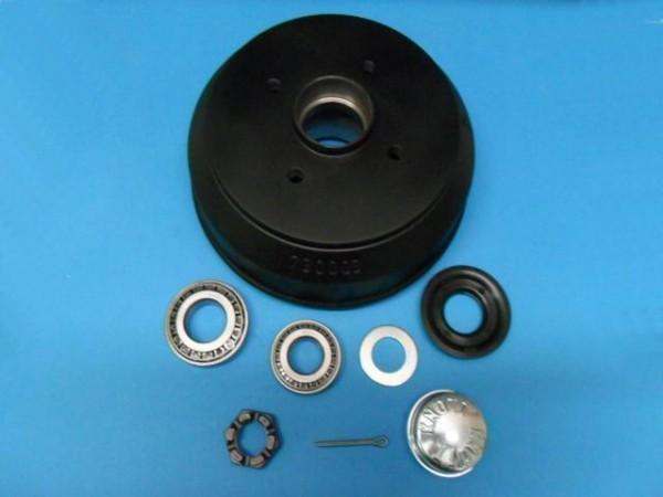 Bremstrommel passend Knott Bremse 20-2425/1 963/1 964/1 4 Loch 140131S