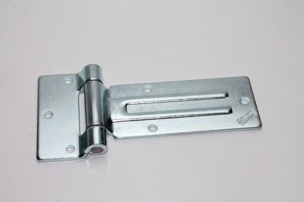 Scharnier Heckklappen Scharnier Türscharnier zum anschrauben verzinkt L631321