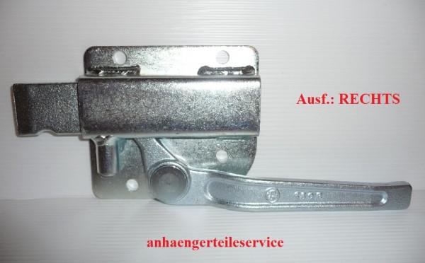 Bordwandverschluss Aufbauverschluss Verschluss Stahl verzinkt RECHTS L630670