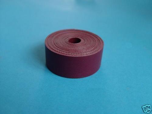 Einfassband für Persenninge Cabrio Dächer Farbe Rot