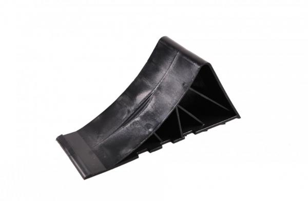 Anhänger Keil PVC Keile- Hemmschuhe Schwarz 1,6 t Achslast L2067