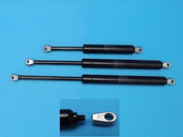 Gasdruckfeder Klappendämpfer Gasfedern 370371 Hub=150 Länge 444,5 1000N L204006