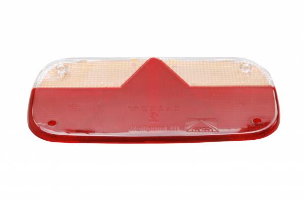 Aspöck Multipoint 3 Rückleuchte Ersatzglas Rechts / Links Bü10650