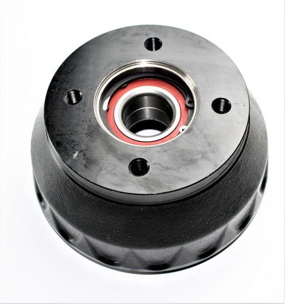 Original Bremstrommel Knott Bremse 16-1365 4 Loch mit Kompaktlager 34/64 L70100