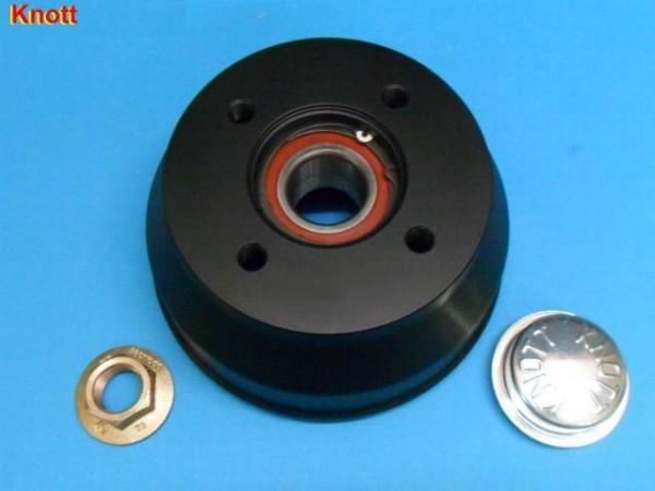 Bremstrommel passend Knott Bremse 20-2425/1 4 L. L91120