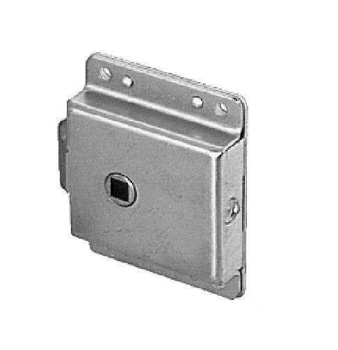 Fallenschloss Türschloss Verschlussriegel vierkant 8mm L220560