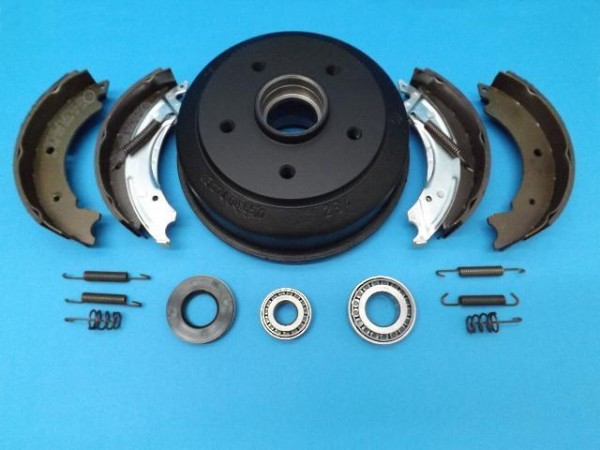 Bremstrommel 200x50 für Peitz & BPW Bremse S 2005-5 Lager 30205/30206 150056