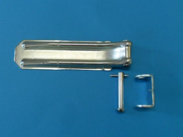 Klappenscharnier Bordwandscharnier Heckklappenscharnier 220x56 mm verzinkt L2021