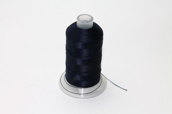 Markisenstoff Nähgarn 40/3 Markisen Spindel 400 m Farbe Dunkel Blau D0012