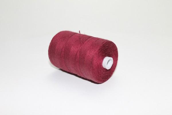 Persenningstoff Nähgarn Neu Persenning Markise Neu Farbe Wein Rot 25/3 500m PN9