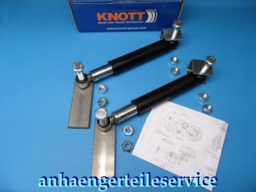Knott Original Nachrüst Stoßdämpfer Set bis1800kg L3322