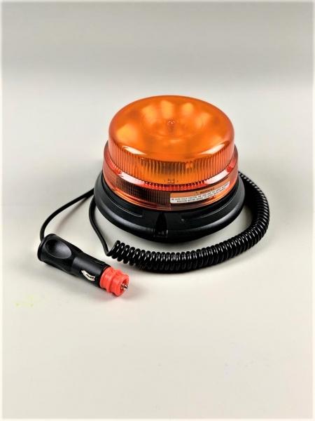 Rundumleuchte LED 9-30 V Magnetbef. 4 Blinkmuster
