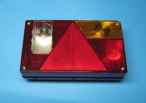 Aspöck Multipoint 1 Rückl. mit Rückfahrscheinwerfer rechts L0097.0
