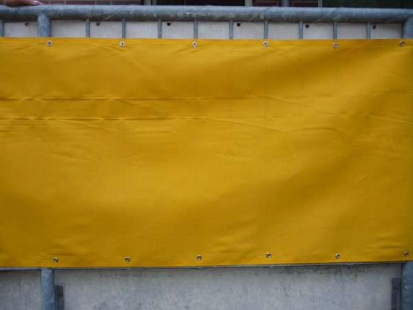 Balkonbespannung Balkon Sichtschutz Balkonsichtschutz Balkonverkleidung 1lfm.111