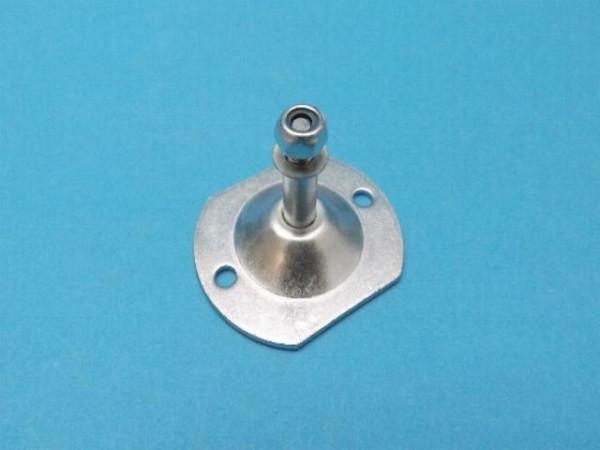 Gasdruckfeder Lagerplatte mit Achse zum schrauben oder schweißen Neu L205150