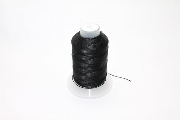 Leder Nähgarn schwarz Zwirn 6/3 für Autositz Möbel Schuhe,Hand u. Maschine H6001