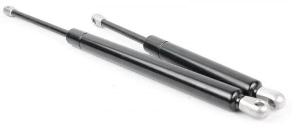 Gasdruckfeder Klappendämpfer Gasfeder Auge mit Gewinde Federkraft 1000N NEU