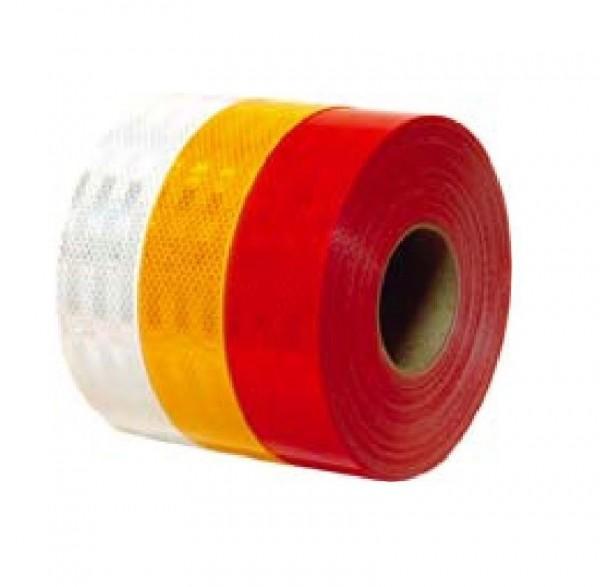 3M Reflexfolie Farbe Weiss Reflektorfolie Konturmarkierung Aufkleber Neu L50001