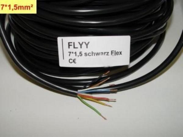 Kabel für Anhänger Trailer Landmaschinen 7 Adrig L0308