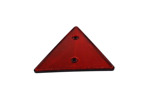 Dreieckstrahler für Rot Anhänger Trailer Landmaschinen Pferde Wagen L10200