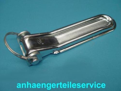 Bordwandscharnier Heckklappenscharnier 370 mm lang verzi.Neu L2013