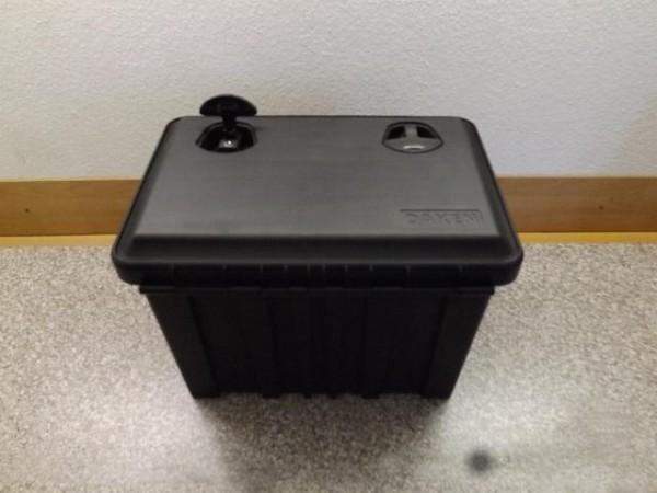 Staubox Werkzeugkasten Staukasten Staub u.Spritzwasserdicht 600x415x460 mm L0397