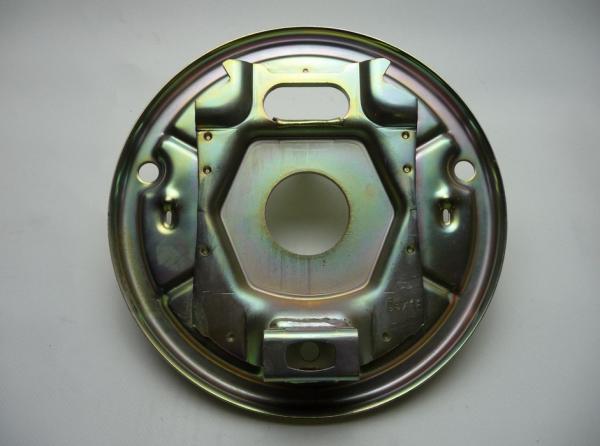 Ankerplatte Knott Bremse 20-2425/1 Bremsbacken Halteblech Bremse 200x50 140124