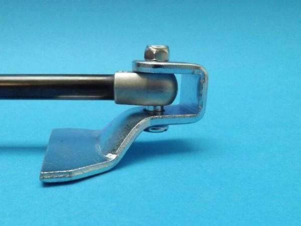 Gasdruckfeder-Lagerbügel mit Achse zum schrauben oder schweißen Neu L205152