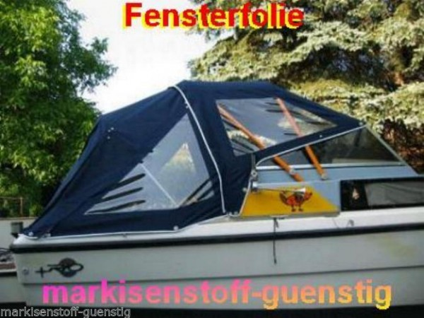 Folie Fensterfolie Boot Trecker Trailer Kutschen Zelte Anhänger Neu L9527
