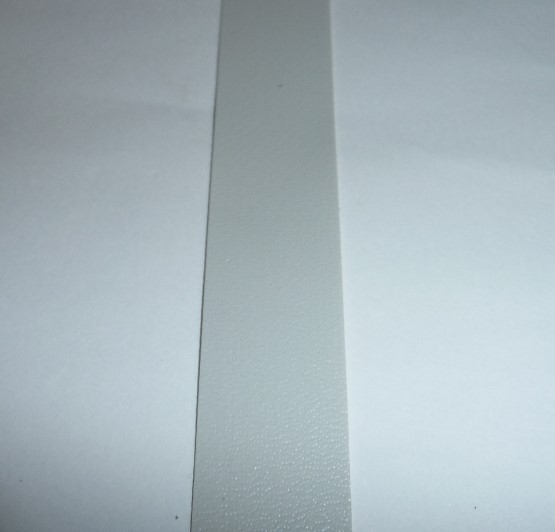 Einfassband für Persenninge Cabrio Dächer Farbe grau
