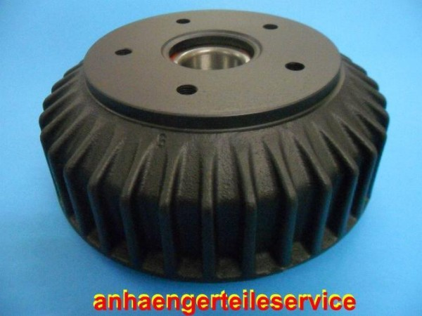 Alko Bremstrommel 2051 verstärkt ECO-Kompaktlager 39x72/37 Bremse 200x50 L8593