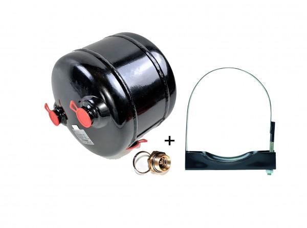 Druckluftkessel 5L Druckluftbehälter Drucklufttank Luftkessel Kompressor
